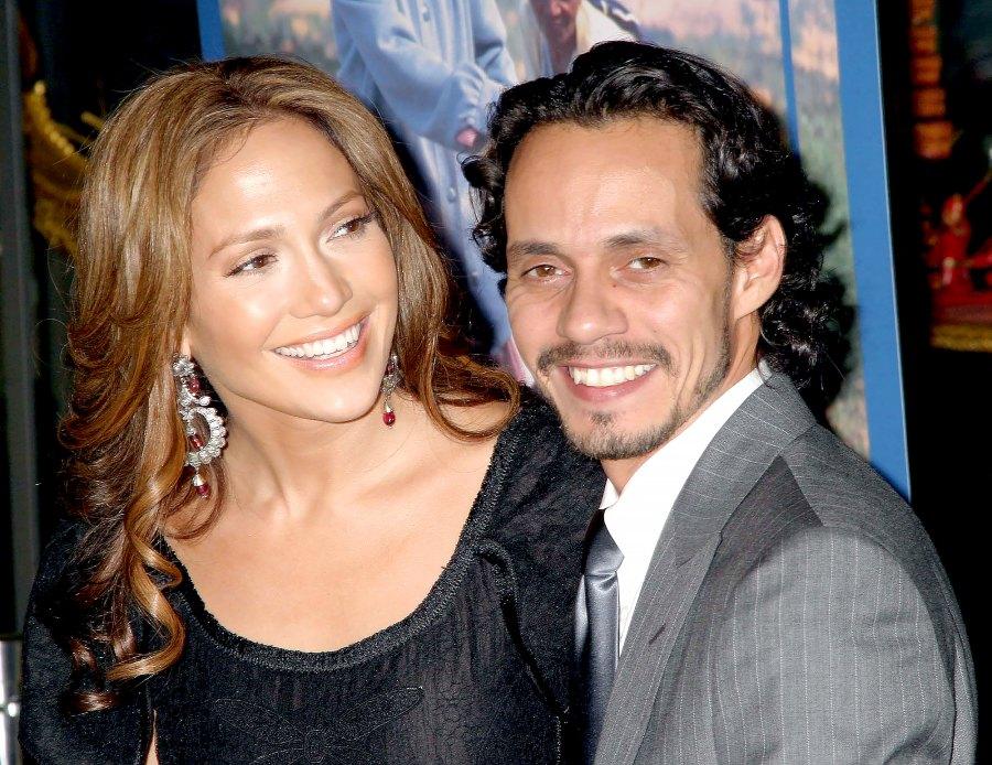 Jennifer Lopez Marc Anthony push present