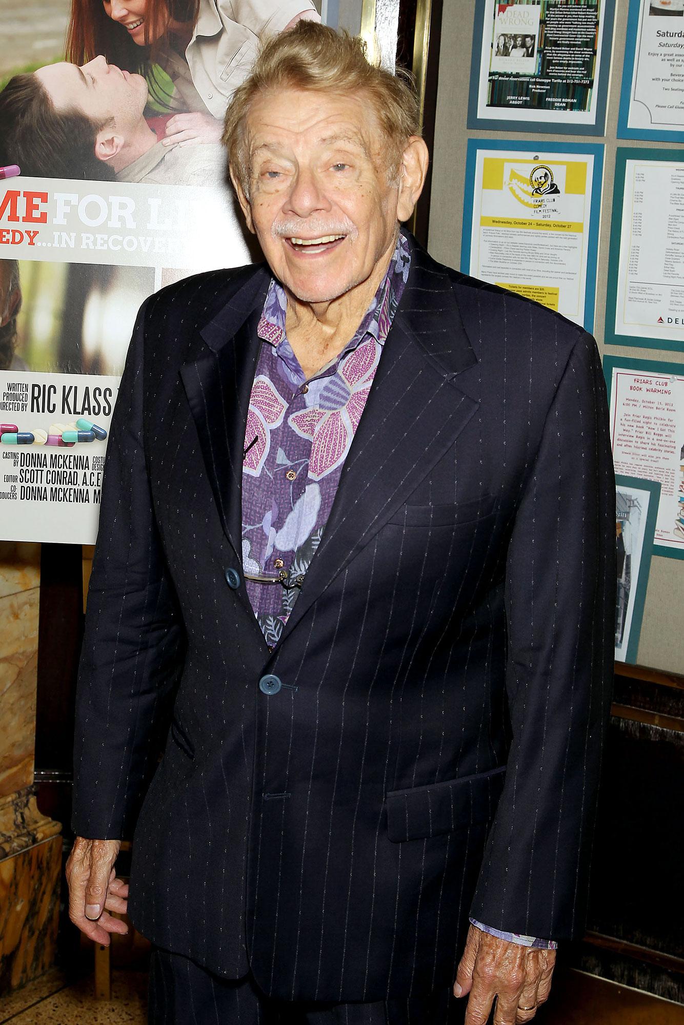 Jerry Stiller Dead