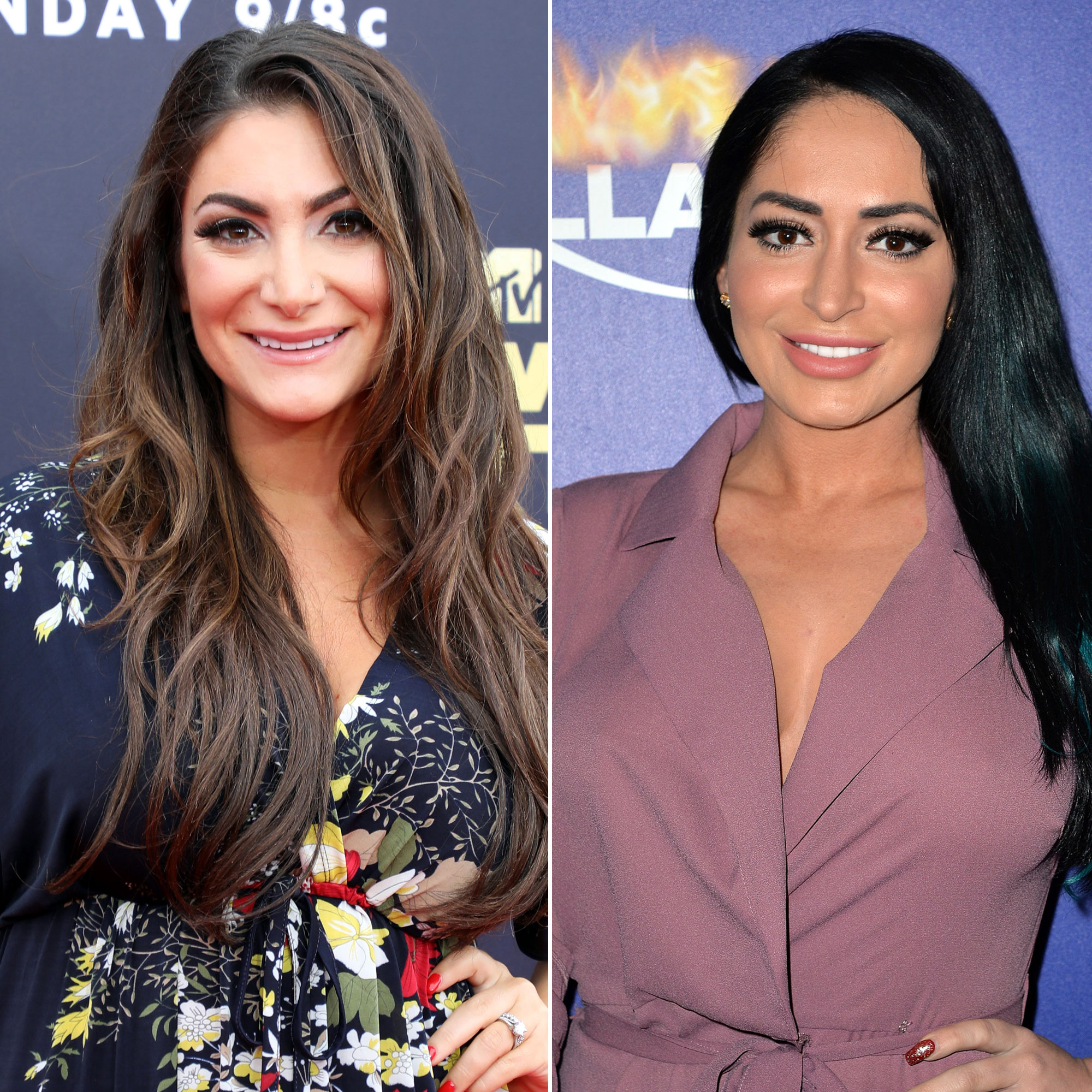 Jersey Shore's Deena Will 'Never' Film With Angelina Again