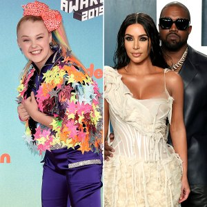 JoJo Siwa Reflects on Her Unlikely Celeb Friendships With Kim and Kanye