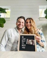 Jordan Pruitt and Brian Fuente Celebrities Announcing Pregnancies During the Coronavirus Pandemic