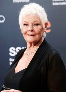 Judi Dench Has Very Strong Feelings About Her 'Cats' Movie Costume