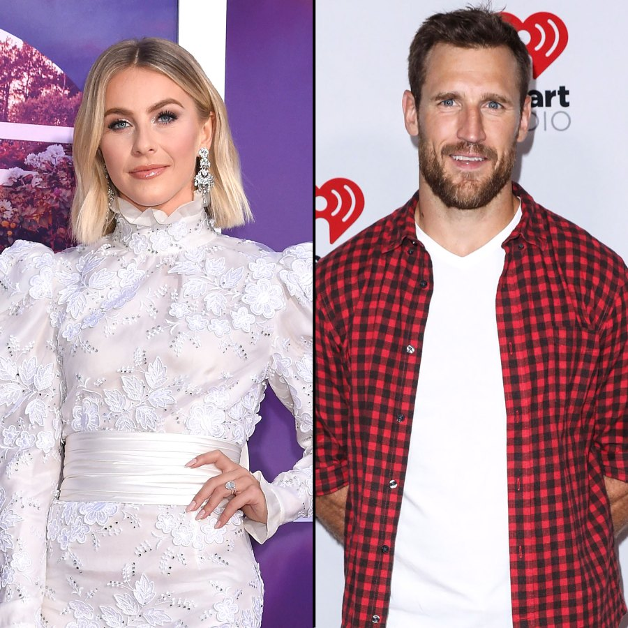 Julianne Hough and Brooks Laich Signs They Were Headed for a Split