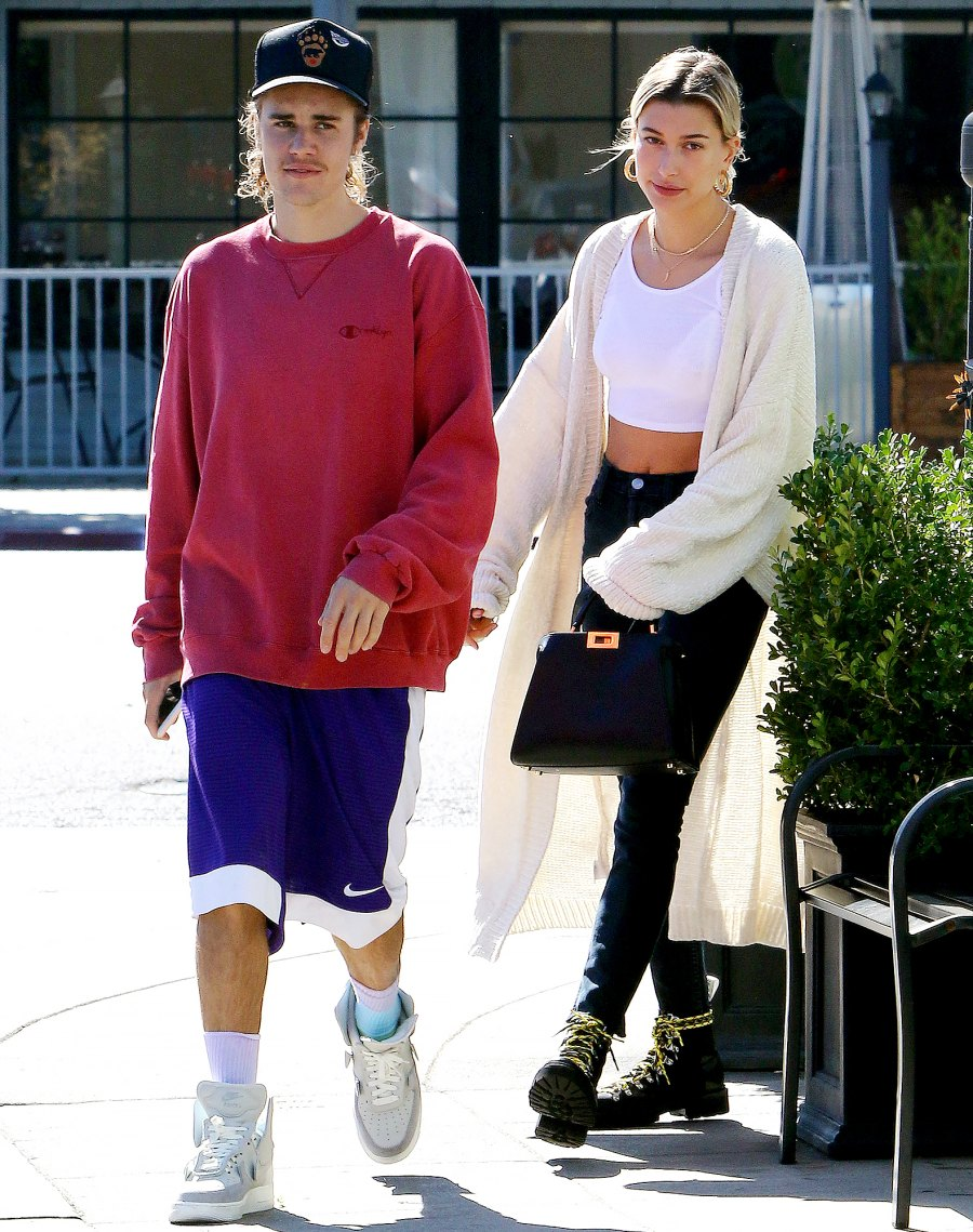 Justin Bieber Hailey Baldwins Revelations From The Biebers on Watch