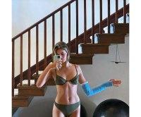 Not Even an Arm Cast Can Overshadow Kaia Gerber's Bangin' Bikini Bod