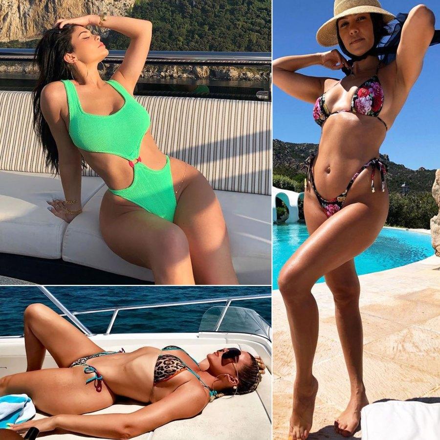 Kardashian-Jenner Bikini Bodies