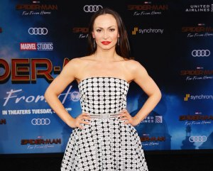 Karina Smirnoff Moved in With Her Parents While Pregnant Because of Anxiety