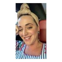Katy Perry Facebook Live Turban