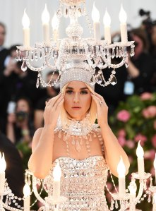 Katy Perry Shares 'What Would Have Been' Her 2020 Met Gala Outfit: Pic