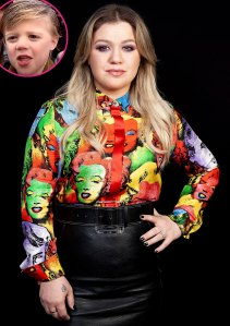 Kelly Clarkson Reveals Son Remy Hearing Issue Caused Speech Delay