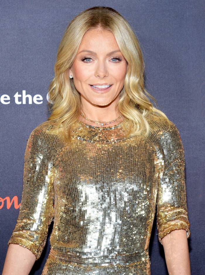 Kelly Ripa Claps Back at Viewers Who Criticize Her On-Air Appearance
