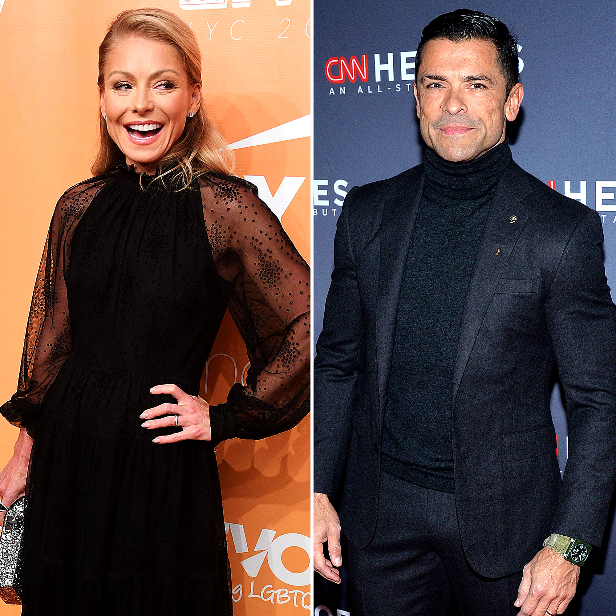 Kelly Ripa Mark Consuelos Recall Time He Tried Catch Her Cheating After Fishy Behavior