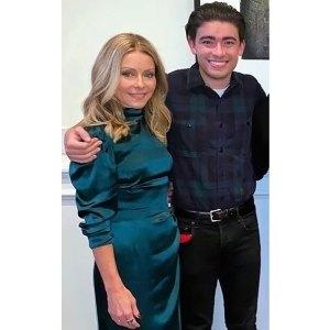 Kelly Ripa Son Michael Lands a Job Live With Kelly Ryan Amid Quarantine