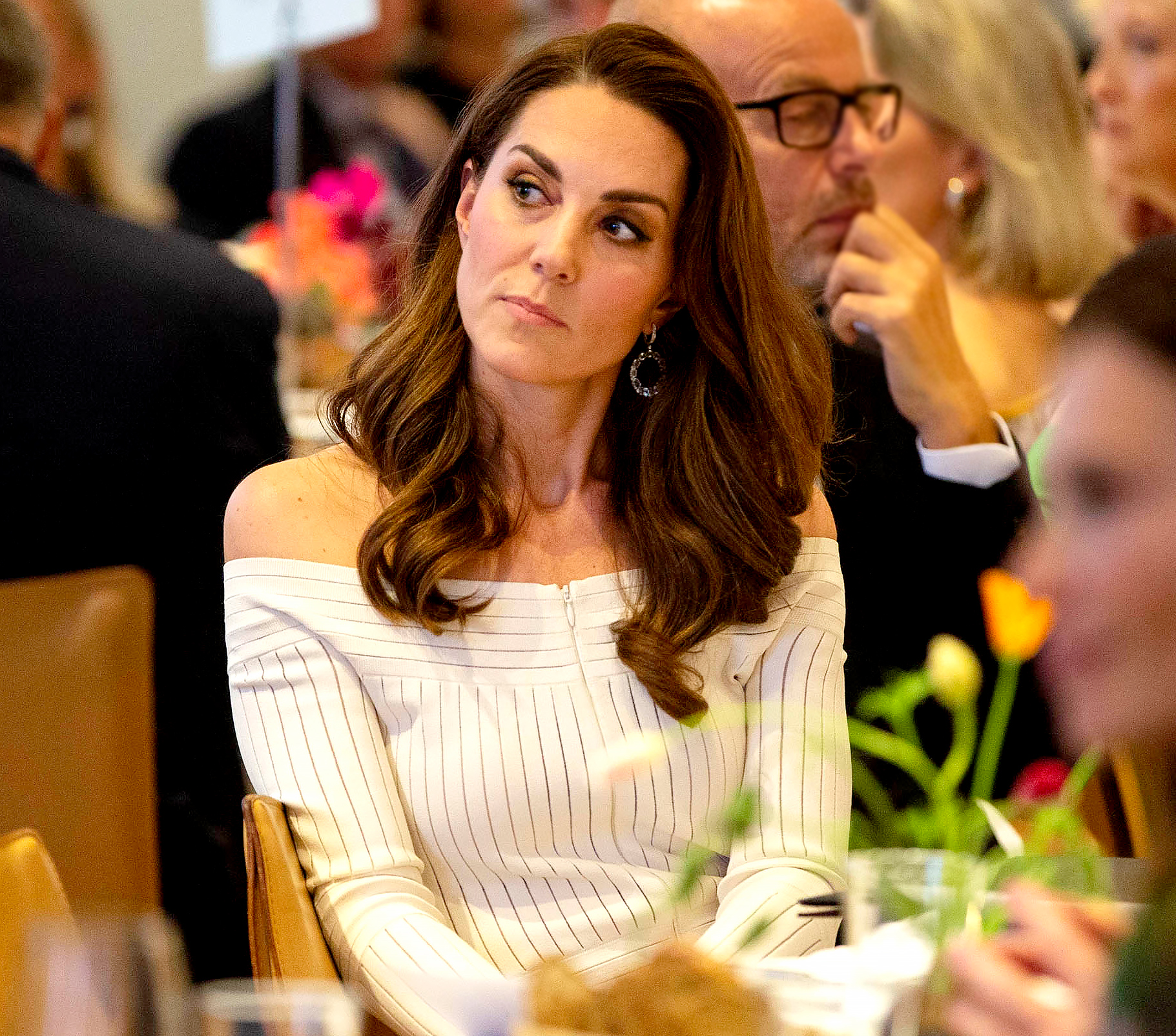 Kensington Palace Responds to False Report About Duchess Kate Feeling Exhausted and Trapped