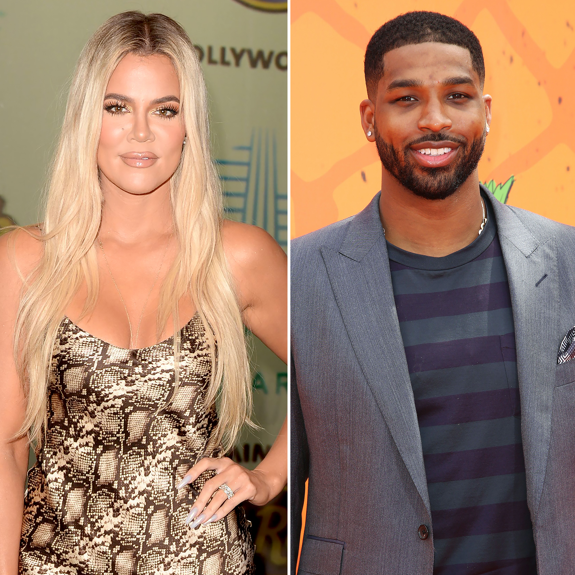 Khloe Kardashian Responds to Rumors Shes Pregnant With Her and Tristan Thompson Second Baby