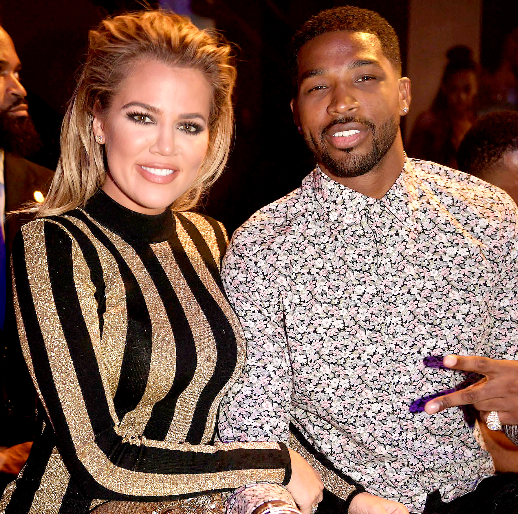 Khloe Kardashian and Tristan Thompson Are Acting Like a Couple in Quarantine