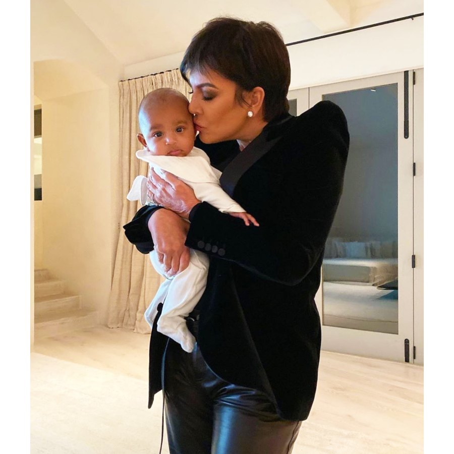 Kim Kardashian and Family Celebrate Her Son Psalm's 1st Birthday: Photos