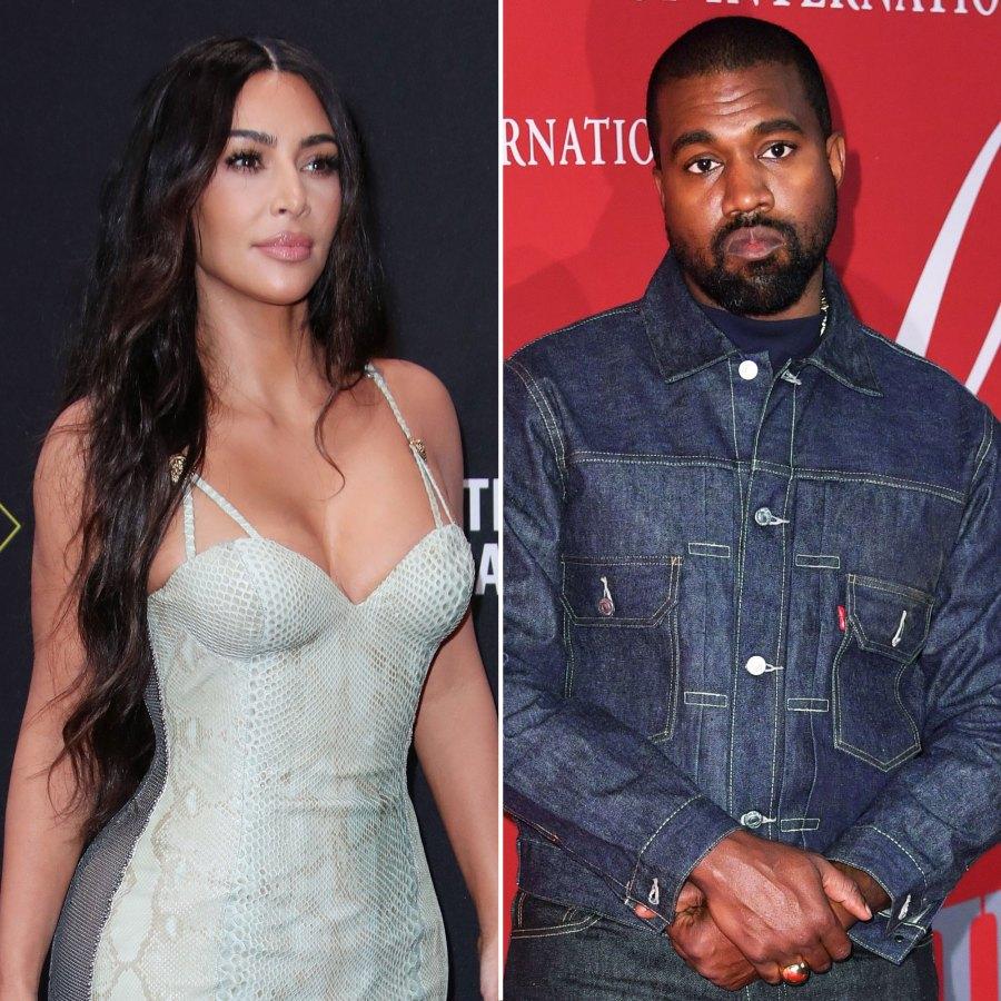 Kim Kardashian Feels Like She Needs Some Space From Kanye West During Quarantine