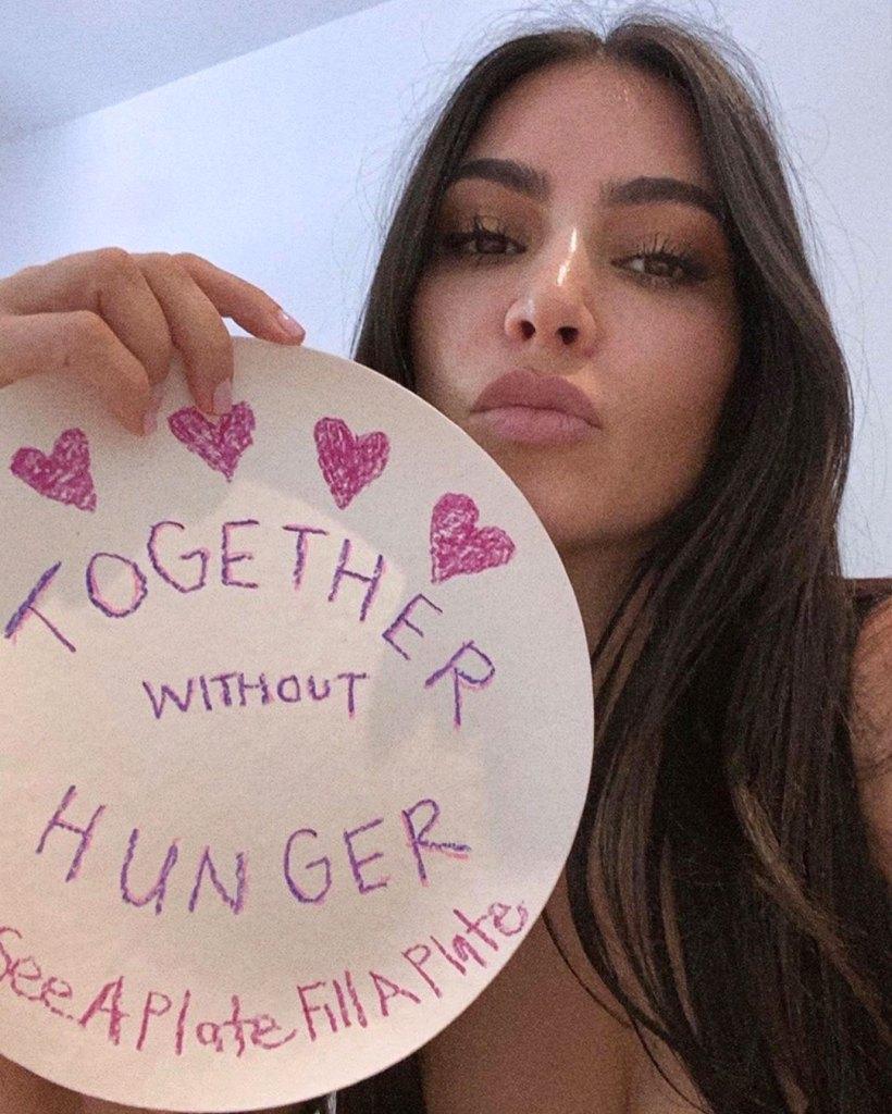 Kim Kardashian West Plates