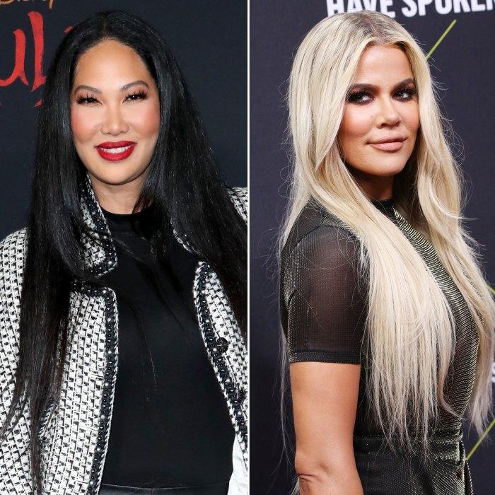 Kimora Lee Simmons Says Motherhood Has Grown Khloe Kardashian 2