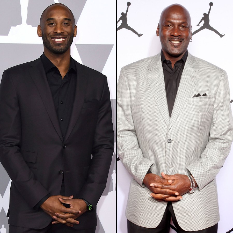 Kobe Bryant Posthumous Appearance in Michael Jordan The Last Dance