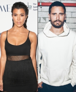Kourtney Kardashian Posts Message About 'Not Being OK' Amid Scott Disick Drama