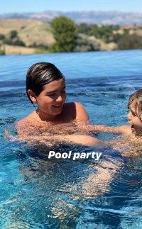Kourtney Kardashian and Scott Disick's Son Mason Album