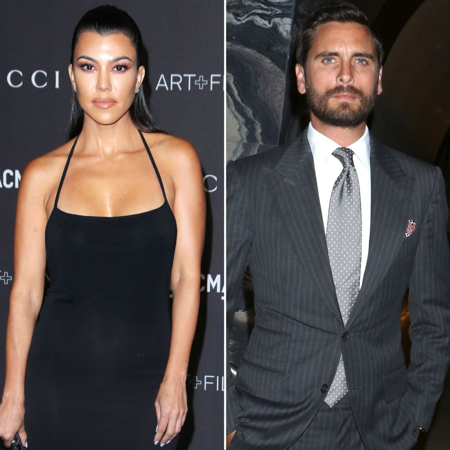 Kourtney Kardashian Shares Inspiring Message After Scott Disick Rehab Stint