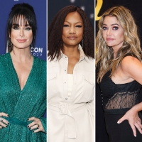 Kyle Richards Reacts After Garcelle Beauvais and Denise Richards Slam Her