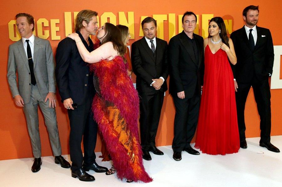 Lena Dunham Addresses Brad Pitt PDA Photo