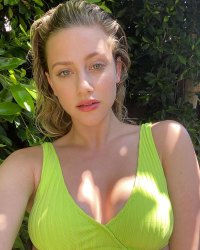 Lili Reinhart Bikini Instagram