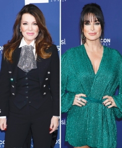 Lisa Vanderpump Weighs In on Kyle Richards' Drama With Garcelle Beauvais and Denise Richards