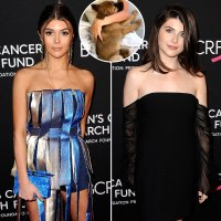 Lori Loughlin Daughters Olivia Jade Bella Step Out With New Pup
