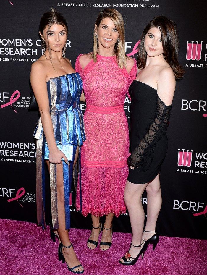 Lori Loughlin Daughters Olivia Jade and Bella Giannulli Devastated Over Guilty Plea