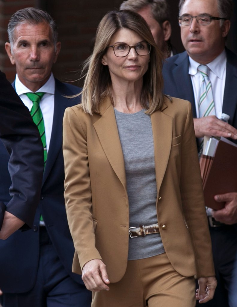 Lori Loughlin and Mossimo Giannulli Trial Reckless College Admissions Case