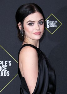 Lucy Hale Is the Newest Almay Brand Ambassador