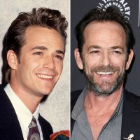 Luke Perry Beverly Hills 90210 Cast Then and Now