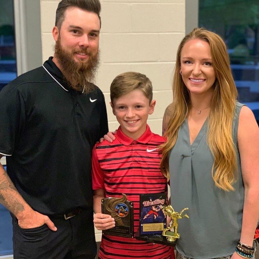 Maci Bookout Responds to Backlash Over Son Bentley Wrestling Diet Instagram