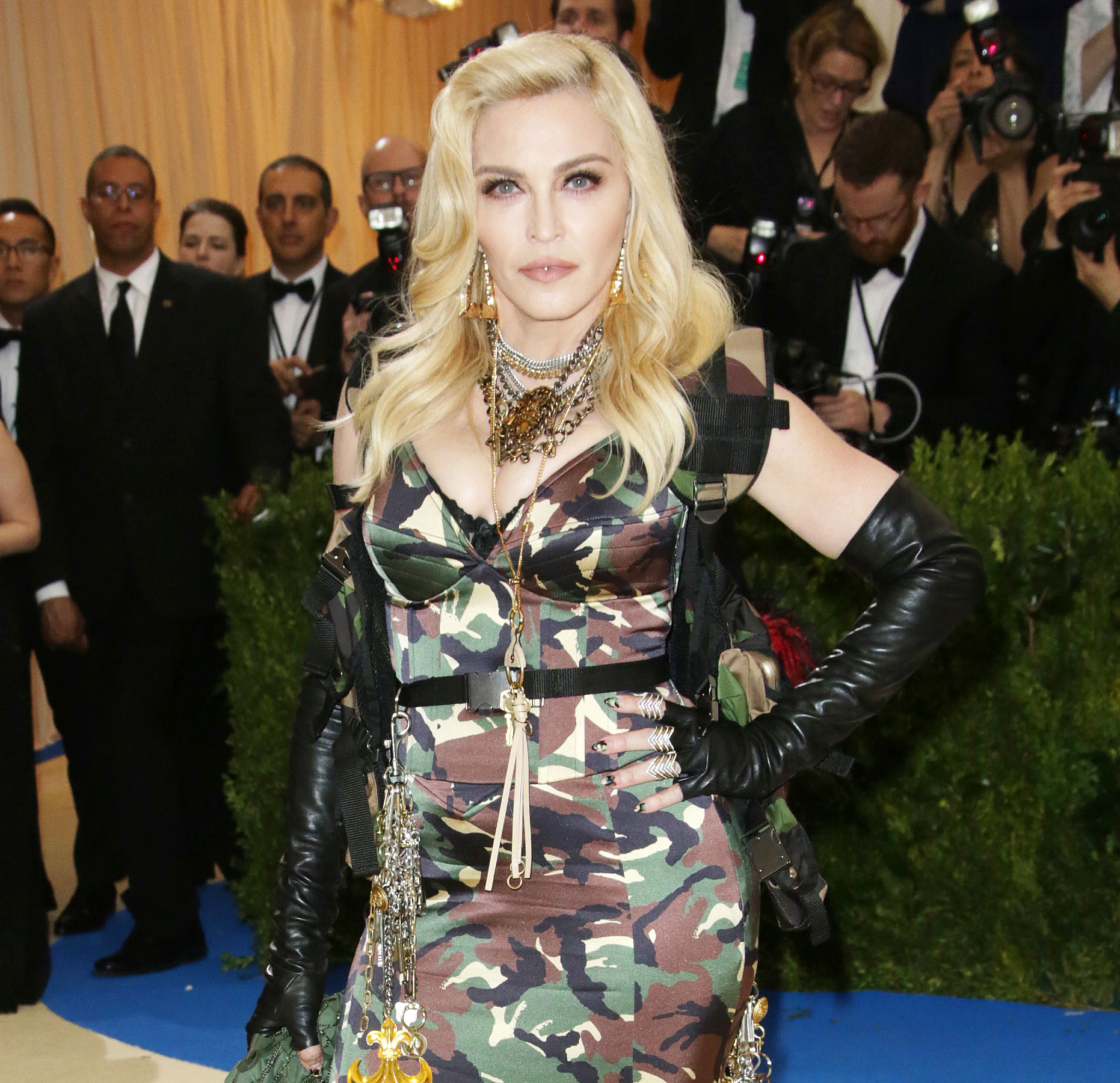 Madonna Faces Backlash for Tone Deaf Video of Son David Banda Dancing to Honor George Floyd