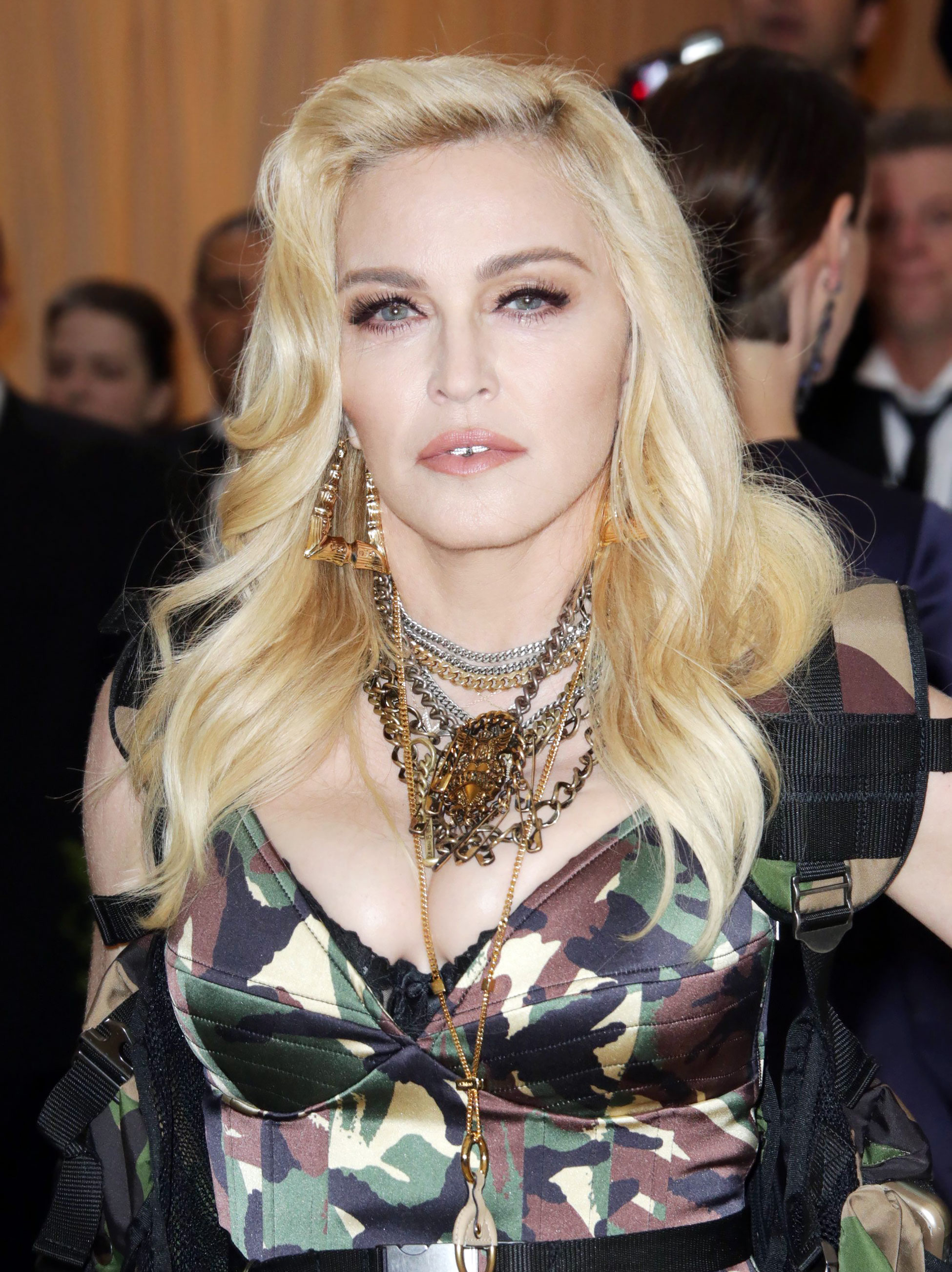 Madonna Says She Plans to 'Breathe in the COVID-19 Air' After Testing Positive for Antibodies