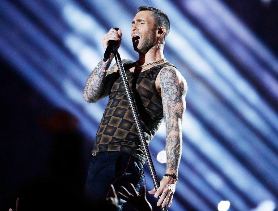 Adam Levine Performing at Super Bowl Maroon 5 Postpones Summer 2020 Tour Amid Coronavirus Pandemic