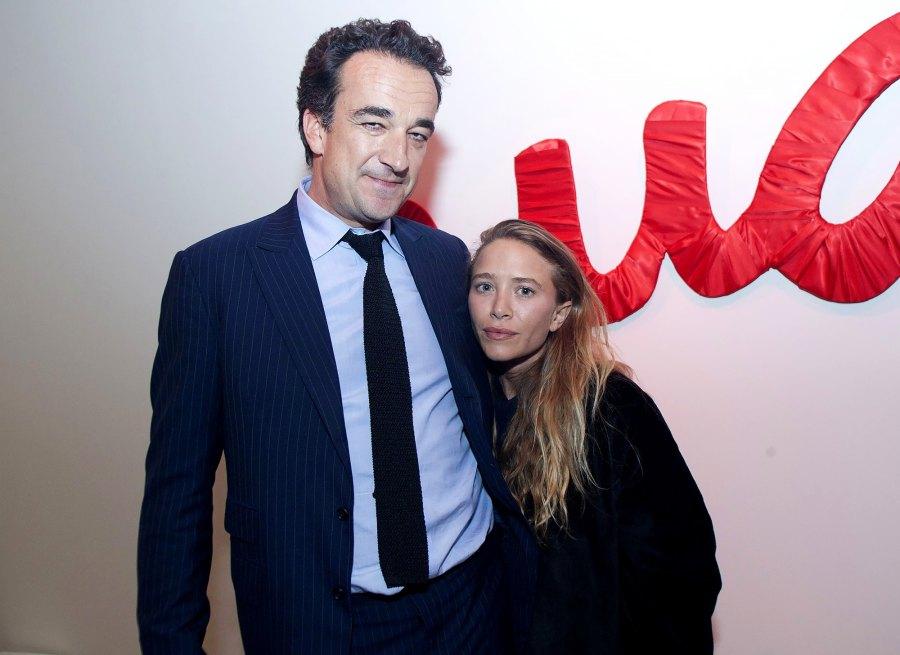 Mary-Kate Olsen and Olivier Sarkozy Timeline 4