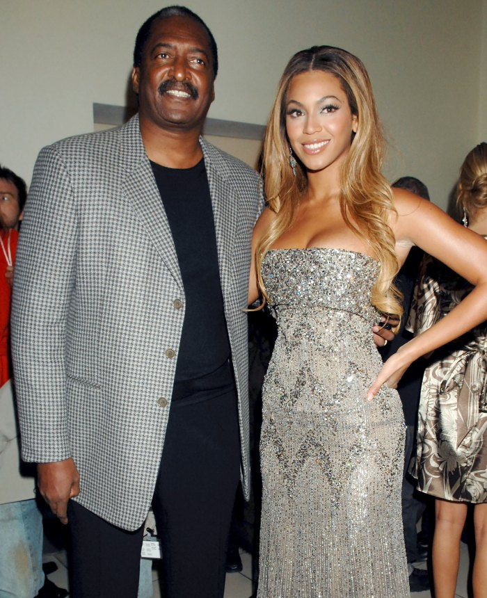 Mathew Knowles Describes Beyonce Kids Personalities