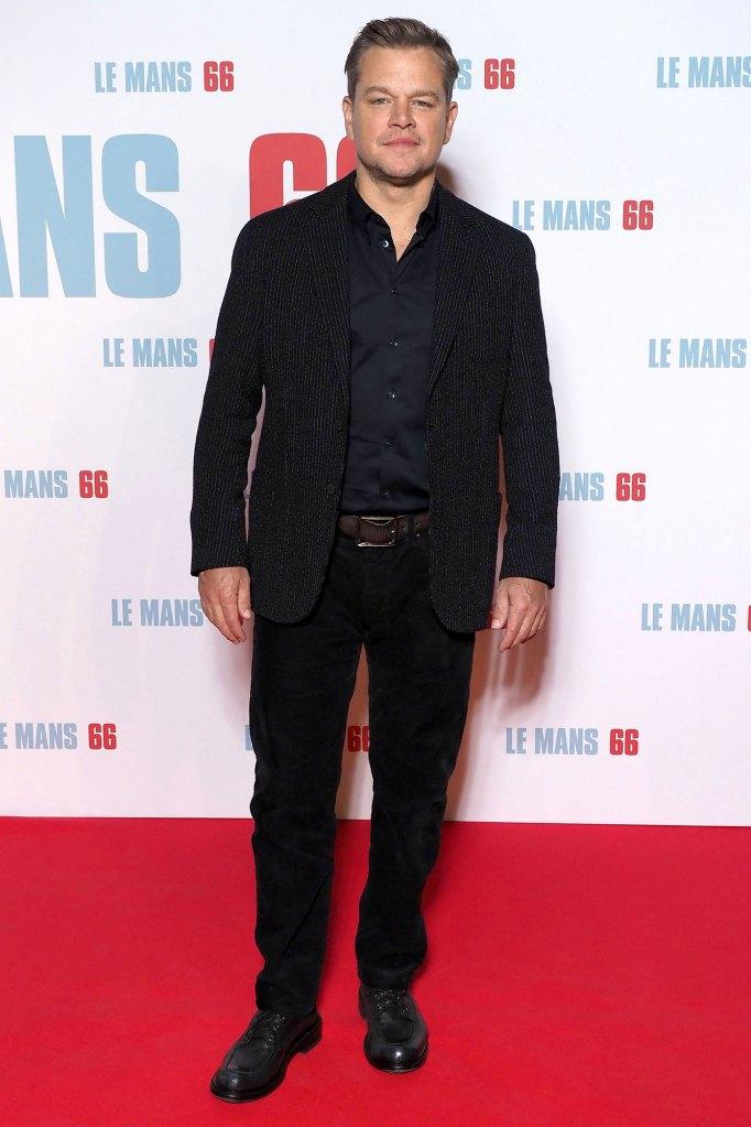 Matt Damon Reveals His Daughter Alexia Had Coronavirus