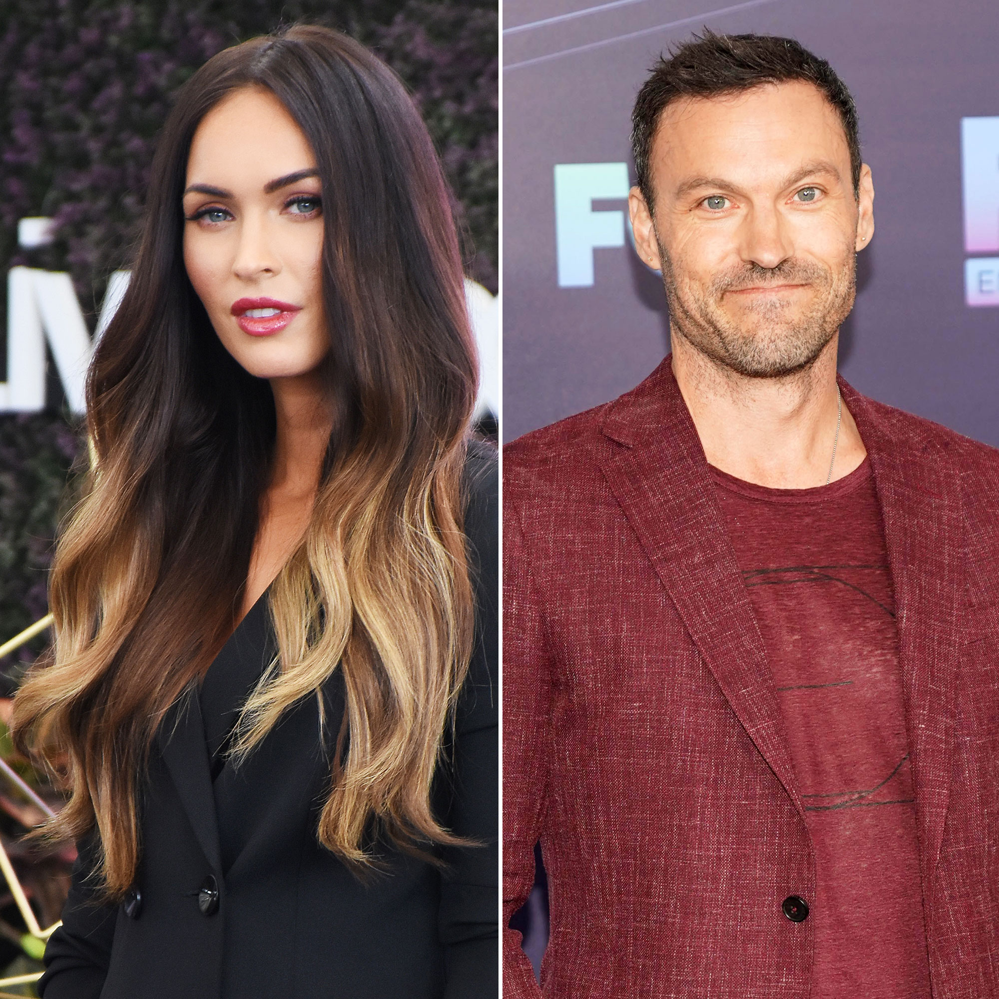 Megan Fox Shows Off the Green Family Crest After Split From Brian Austin Green