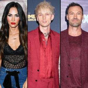Megan Fox Spotted With Machine Gun Kelly Amid Brian Austin Green Split Rumors