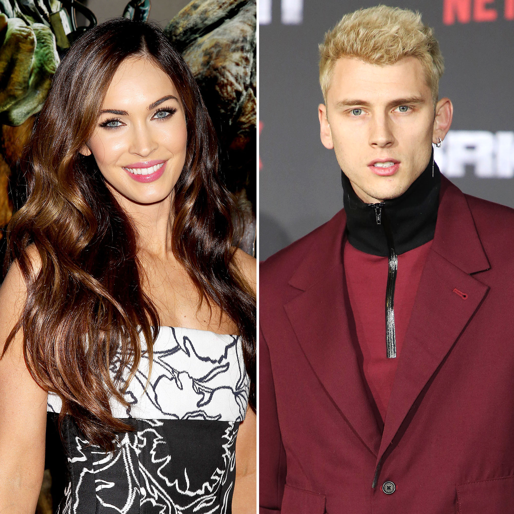 Megan Fox and Machine Gun Kelly Started Off as Friends But Have Definitely Hooked Up