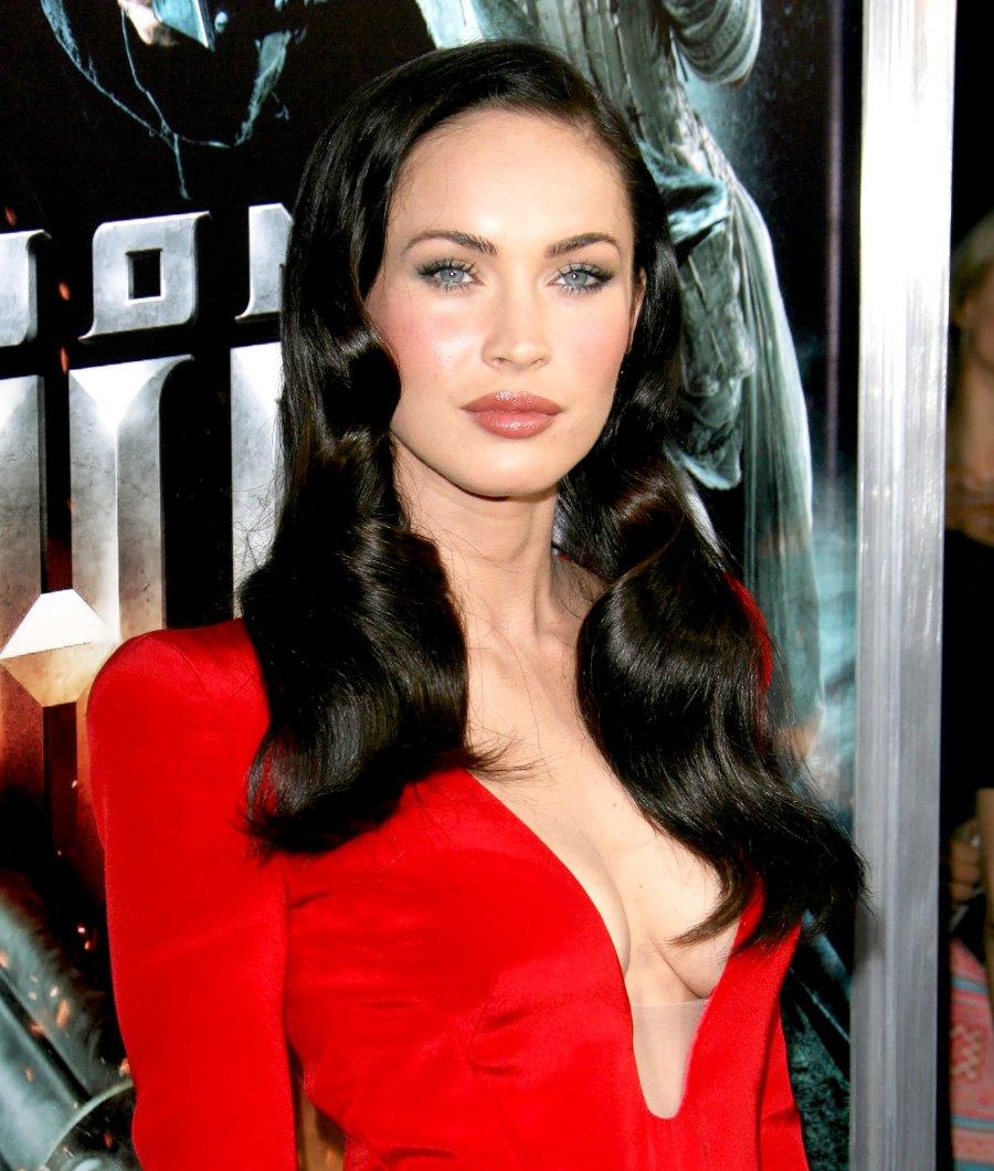 Megan Fox dated stripper Nikita