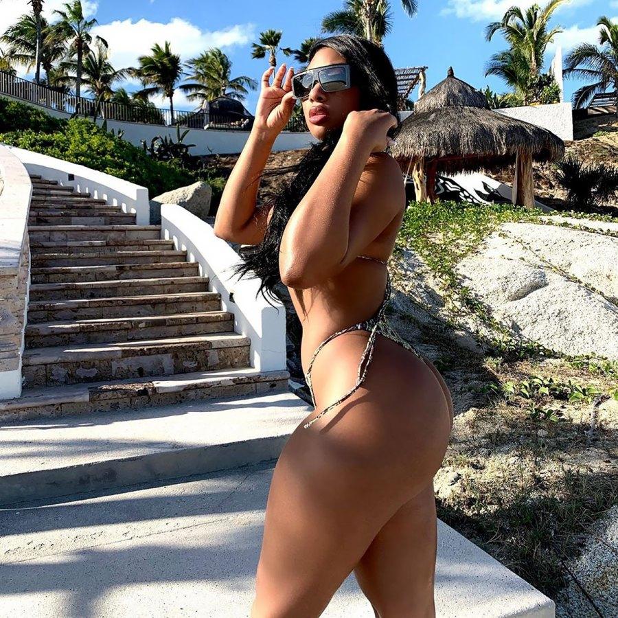 Megan Thee Stallion's Hottest Bikini Moments