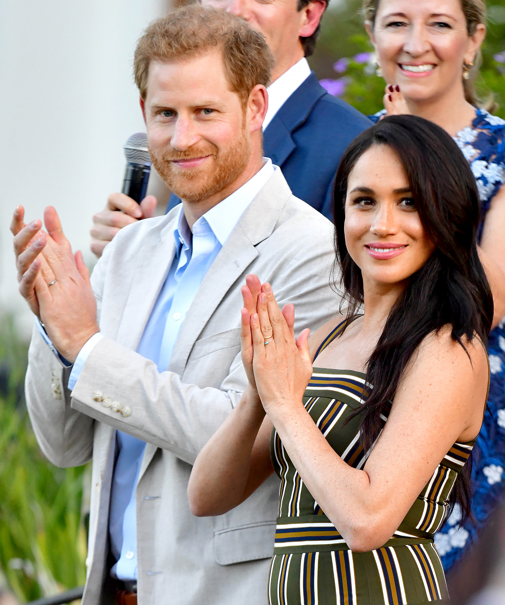 Meghan Markle and Prince Harry Crash Crisis Text Line Zoom Meeting